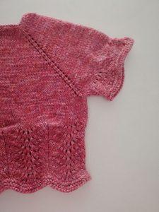 #1-001M  Jersey de manga corta en algodón